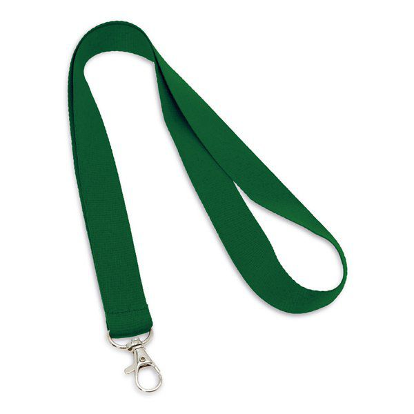 Lanyard polyester promotionnel classique